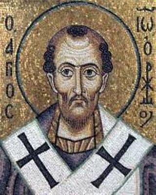 Image result for Ο ασυμβίβαστος: άγιος Ιωάννης Χρυσόστομος